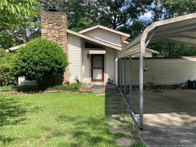 5647 Mcdougal Drive, Fayetteville, NC 28304 (MLS #659409) :: The Signature Group Realty Team
