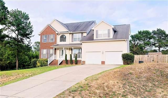 11 Briarwood Place, Sanford, NC 27332 (#659410) :: The Helbert Team