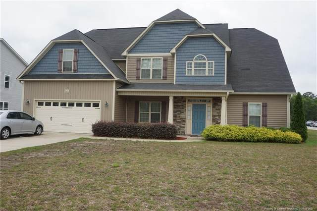 2127 Yates Ranch Road, Hope Mills, NC 28348 (MLS #659421) :: On Point Realty