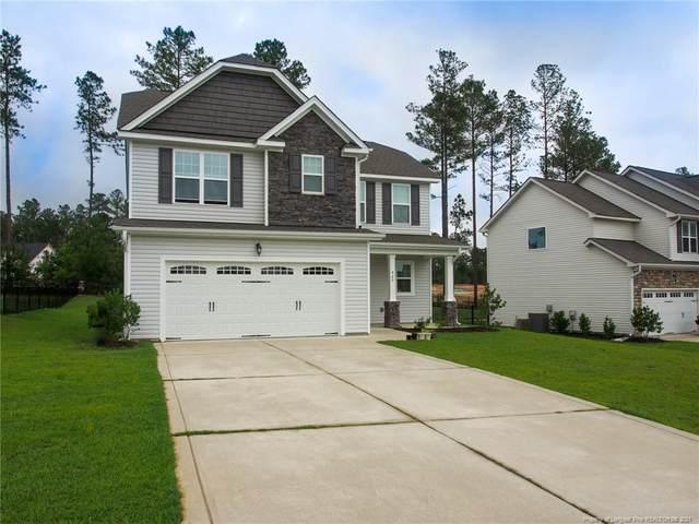 425 Falls Creek Drive, Spring Lake, NC 28390 (MLS #659434) :: On Point Realty