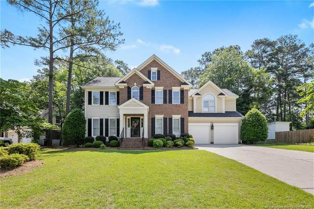 695 Fairfield Road, Fayetteville, NC 28303 (MLS #659437) :: Freedom & Family Realty