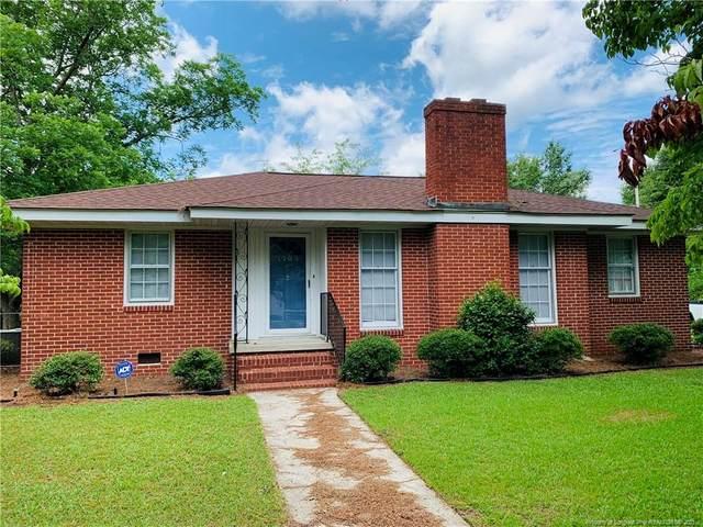 1703 N Mcmillan Avenue, Lumberton, NC 28358 (MLS #659440) :: Towering Pines Real Estate