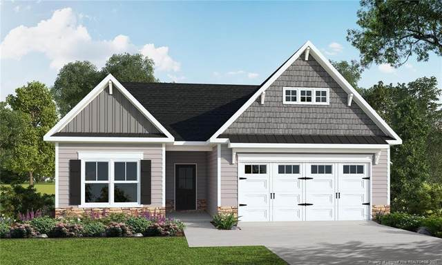 101 Country Ridge Lane, Carthage, NC 28327 (MLS #659443) :: Moving Forward Real Estate