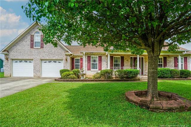 465 Natchez Drive, Raeford, NC 28376 (MLS #659444) :: The Signature Group Realty Team