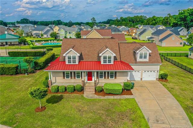 1610 Bluffside Drive, Fayetteville, NC 28312 (MLS #659446) :: The Signature Group Realty Team