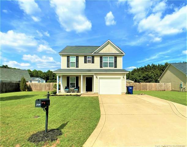 259 Roanoke Drive, Raeford, NC 28376 (MLS #659474) :: The Signature Group Realty Team