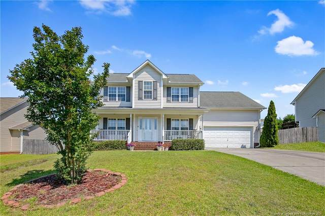 554 Lenoir Drive, Spring Lake, NC 28390 (MLS #659484) :: Towering Pines Real Estate