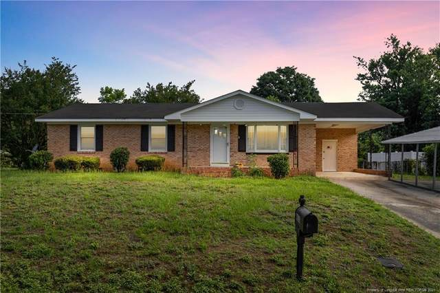 4650 Ramblewood Drive, Fayetteville, NC 28304 (MLS #659506) :: The Signature Group Realty Team