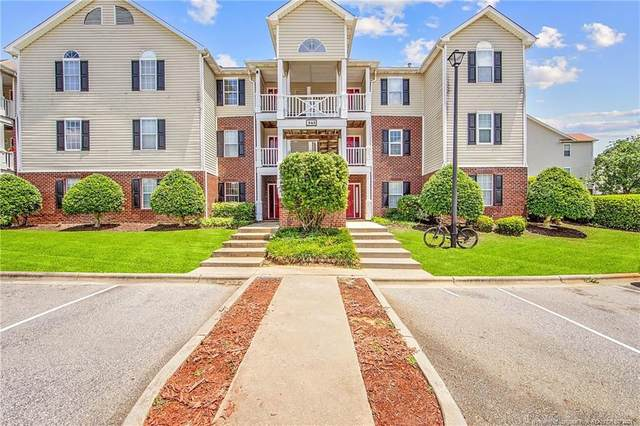 343 Bubble Creek Court #8, Fayetteville, NC 28311 (MLS #659513) :: The Signature Group Realty Team