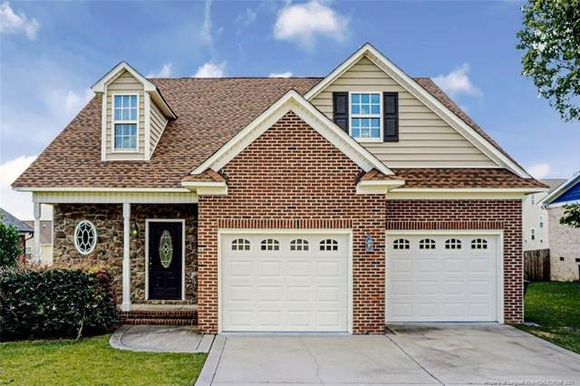 6010 Begonia Drive, Fayetteville, NC 28314 (MLS #659514) :: The Signature Group Realty Team