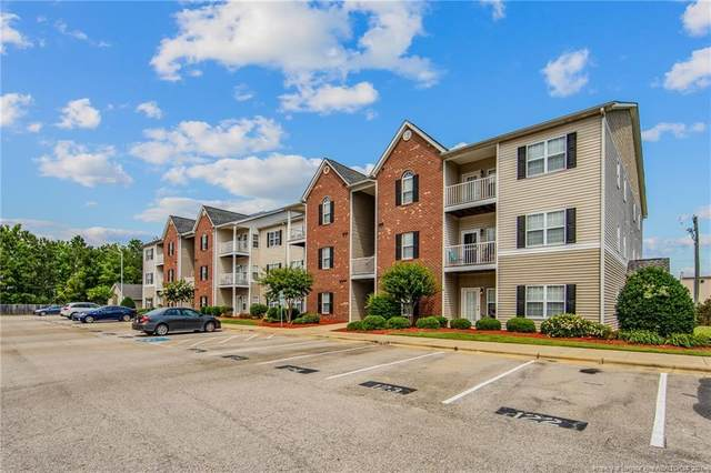 621-105 Marshtree Lane #105, Fayetteville, NC 28314 (MLS #659521) :: The Signature Group Realty Team