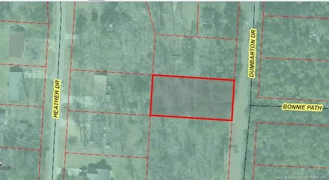 0 Dumbarton Drive, Sanford, NC 27330 (MLS #659528) :: Moving Forward Real Estate