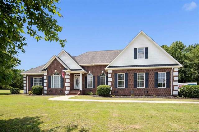 430 Fred Hall Road, Stedman, NC 28391 (MLS #659538) :: EXIT Realty Preferred