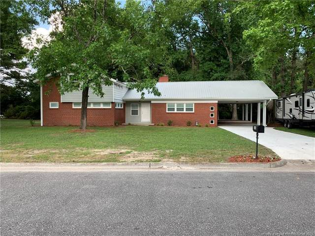 308 N Wilkinson Drive, St. Pauls, NC 28384 (MLS #659540) :: The Signature Group Realty Team