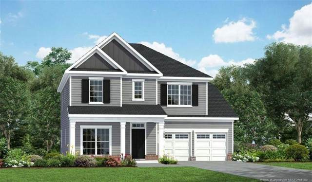 299 Kensington Drive, Spring Lake, NC 28390 (MLS #659552) :: The Signature Group Realty Team