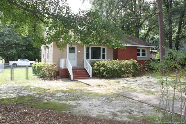 606 Roxie Avenue, Fayetteville, NC 28304 (MLS #659564) :: Freedom & Family Realty