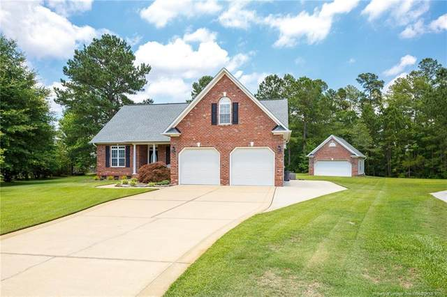 4515 Grip Drive, Fayetteville, NC 28312 (MLS #659573) :: The Signature Group Realty Team