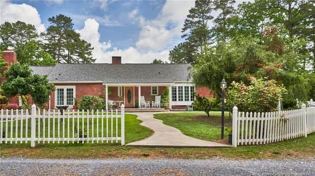 148 Bethlehem Church Road, Carthage, NC 28327 (MLS #659581) :: Moving Forward Real Estate