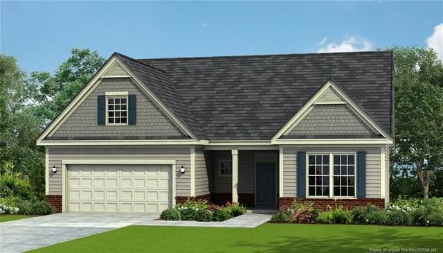 129 Roundrock Lane, Sanford, NC 27330 (MLS #659599) :: Towering Pines Real Estate