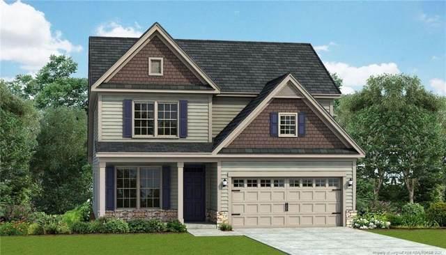 101 Roundrock Lane, Sanford, NC 27330 (MLS #659605) :: Towering Pines Real Estate