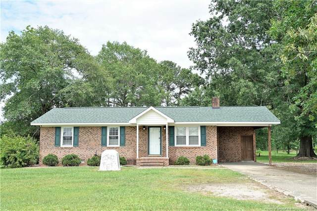 5542 Nc Highway 210 Highway W, Garland, NC 28441 (MLS #659610) :: The Signature Group Realty Team
