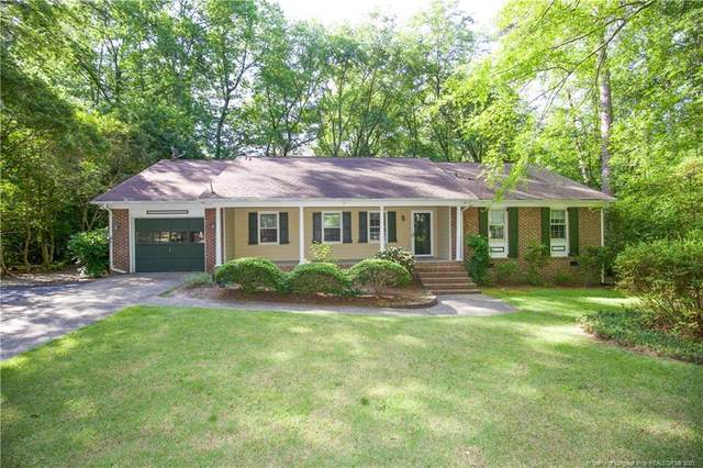 565 S Bethesda Road, Southern Pines, NC 28387 (MLS #659615) :: EXIT Realty Preferred