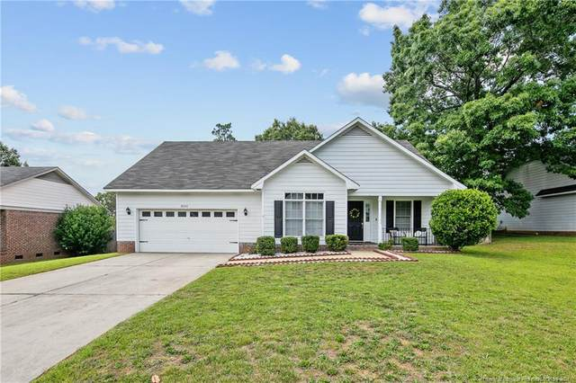 8424 Deertrot Drive, Fayetteville, NC 28314 (MLS #659632) :: EXIT Realty Preferred