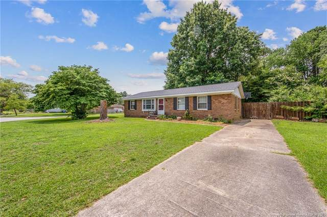 2160 Quailridge Drive, Fayetteville, NC 28304 (MLS #659639) :: Freedom & Family Realty