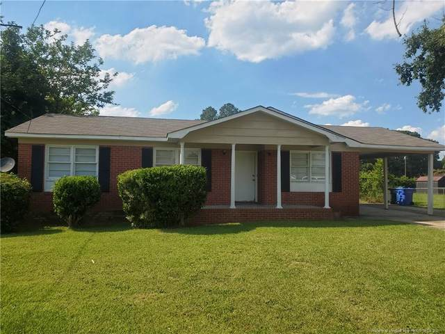 5623 Carson Drive, Fayetteville, NC 28303 (MLS #659649) :: Freedom & Family Realty