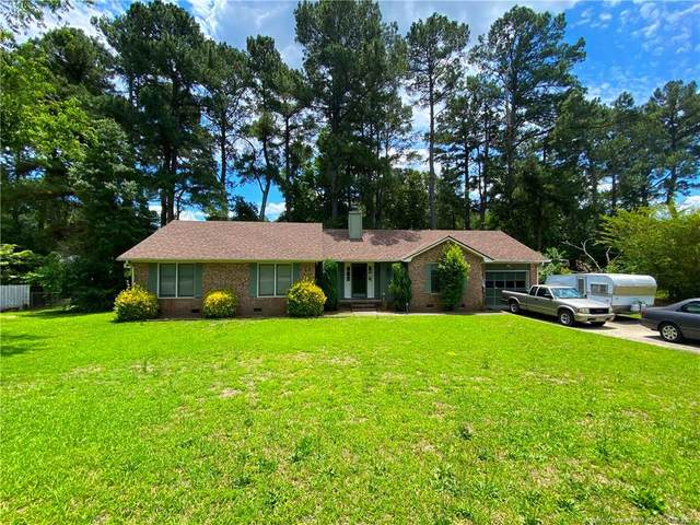 5885 Nutbush Place, Fayetteville, NC 28314 (MLS #659660) :: The Signature Group Realty Team