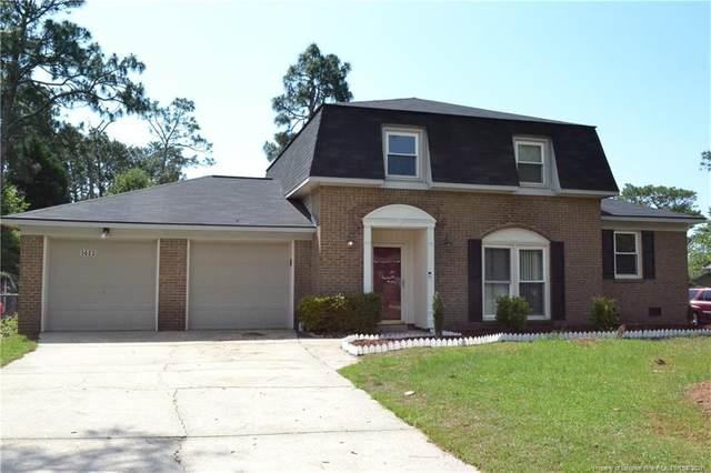 5623 Shenandoah Drive, Fayetteville, NC 28304 (MLS #659664) :: EXIT Realty Preferred