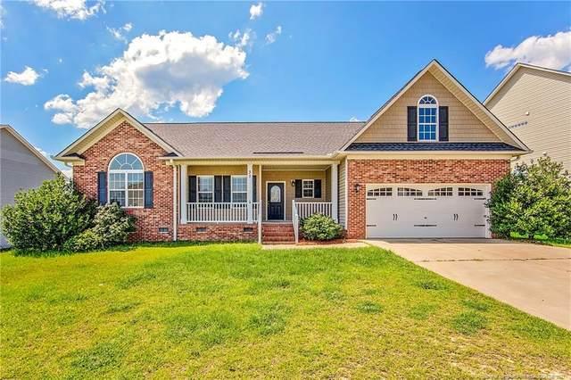 31 Craven Court, Spring Lake, NC 28390 (MLS #659668) :: Towering Pines Real Estate