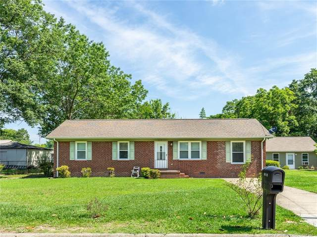 617 E Brannon Street, St. Pauls, NC 28384 (MLS #659673) :: The Signature Group Realty Team
