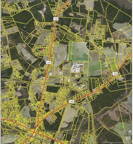 Lot 16 Block B J Hill Acres Road, Bladenboro, NC 28320 (#659685) :: Steve Gunter Team