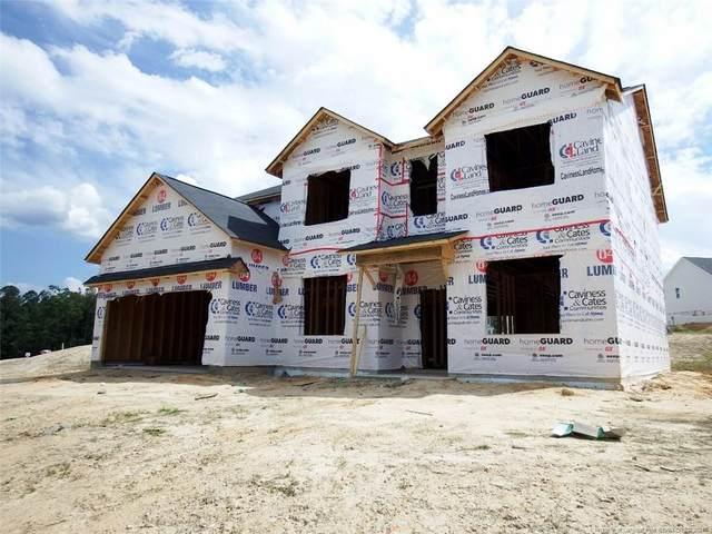 658 Angel Oak (Lot 309) Drive, Bunnlevel, NC 28323 (MLS #659686) :: The Signature Group Realty Team