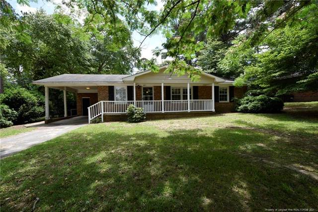 6103 Mcdougal Drive, Fayetteville, NC 28304 (MLS #659699) :: The Signature Group Realty Team
