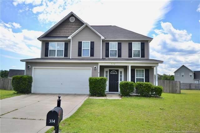 314 Roanoke Drive, Raeford, NC 28376 (MLS #659700) :: EXIT Realty Preferred