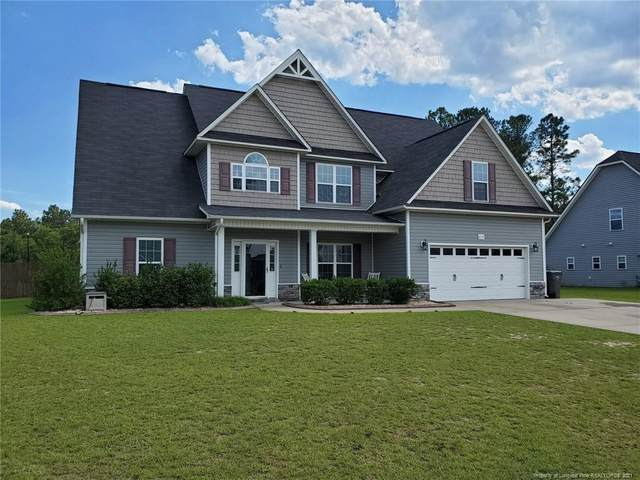2131 Yates Ranch Road, Hope Mills, NC 28348 (MLS #659708) :: Freedom & Family Realty