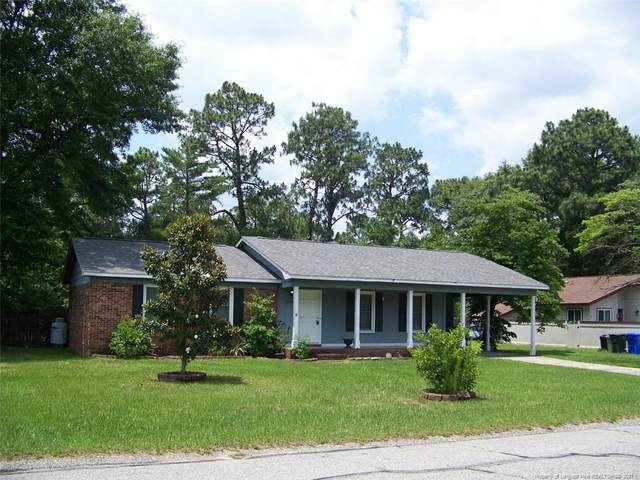 5754 Mcdougal Drive, Fayetteville, NC 28304 (MLS #659711) :: Freedom & Family Realty