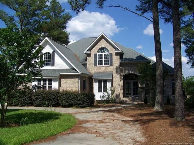 1274 Greenbriar Drive, Vass, NC 28394 (MLS #659716) :: Freedom & Family Realty