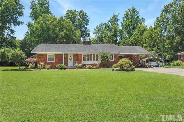703 W Morris Circle, Dunn, NC 28334 (MLS #659720) :: Freedom & Family Realty
