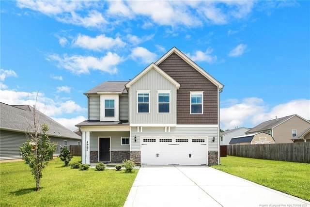 1447 Vandenberg Drive, Fayetteville, NC 28312 (MLS #659724) :: EXIT Realty Preferred