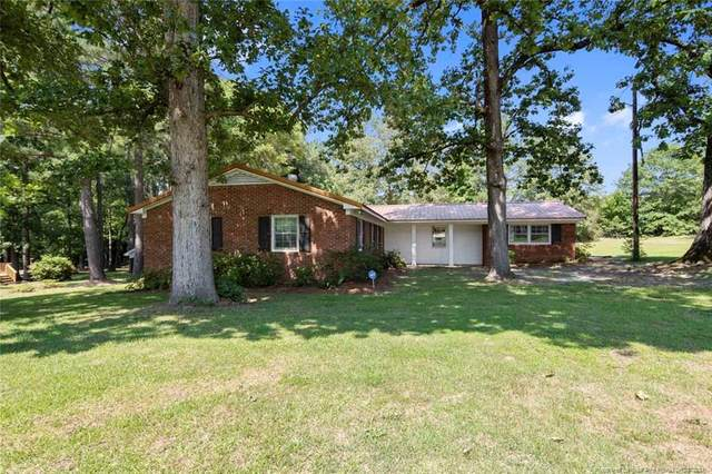 117 Red Oak Drive, Spring Lake, NC 28390 (MLS #659725) :: EXIT Realty Preferred