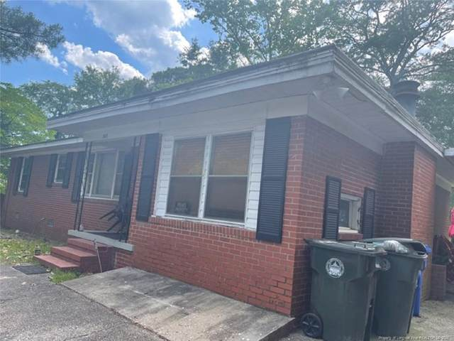 845 Hillsboro Street, Fayetteville, NC 28301 (MLS #659726) :: Moving Forward Real Estate