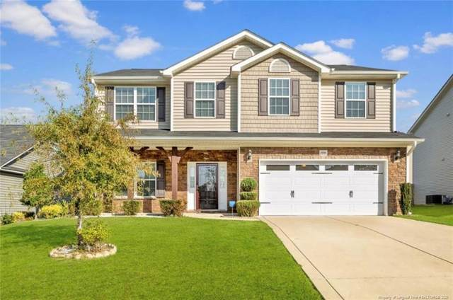 6006 Daybrook Court, Fayetteville, NC 28314 (MLS #659727) :: The Signature Group Realty Team