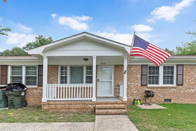 7313 Southgate Road, Fayetteville, NC 28314 (MLS #659748) :: Freedom & Family Realty