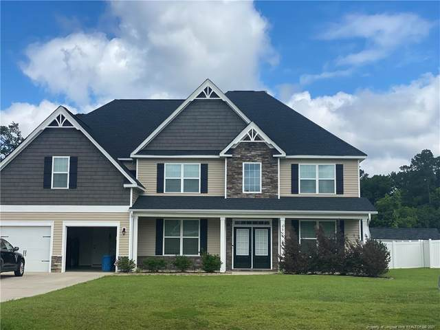 6016 Shannon Woods Way, Hope Mills, NC 28348 (MLS #659749) :: Freedom & Family Realty