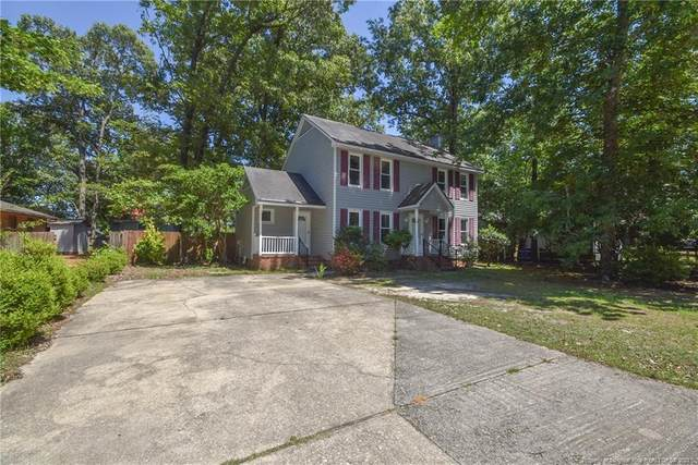727 Glen Reilly Drive, Fayetteville, NC 28314 (MLS #659793) :: The Signature Group Realty Team