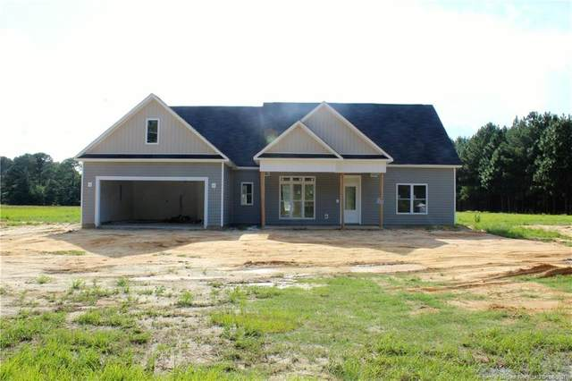 3830 Chickenfoot Road, St. Pauls, NC 28384 (MLS #659797) :: Freedom & Family Realty