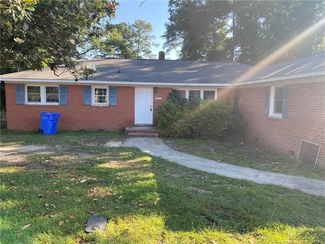5322 Morganton Road, Fayetteville, NC 28314 (MLS #659800) :: Freedom & Family Realty